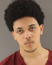 Leon Steven Jones in a photo taken from his November 2015 arrest in Knox County in connection with a bicycle theft.