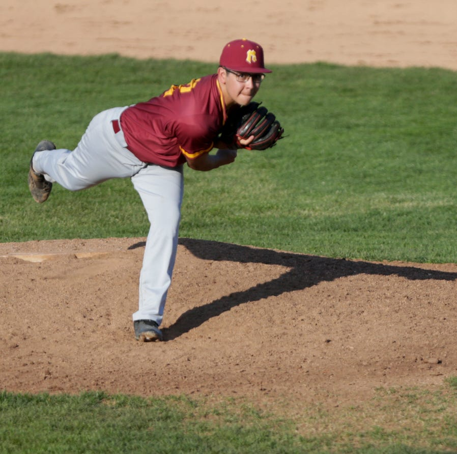 McCutcheon reliever Ruben Morales makes most of opportunities