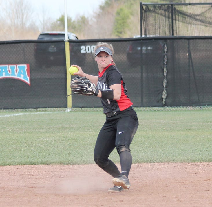Criner's illustrious softball career coming to an end at Rio Grande