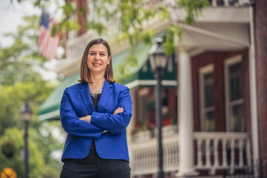 U.S. Rep. Elissa Slotkin will speak and meet with constituents at the Livingston County Democrats' annual fundraiser May 17 in Hamburg Township.