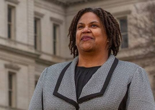 Michigan Democratic Party chair Lavora Barnes will attend the Livingston County Democrats' annual fundraiser May 17 in Hamburg Township.