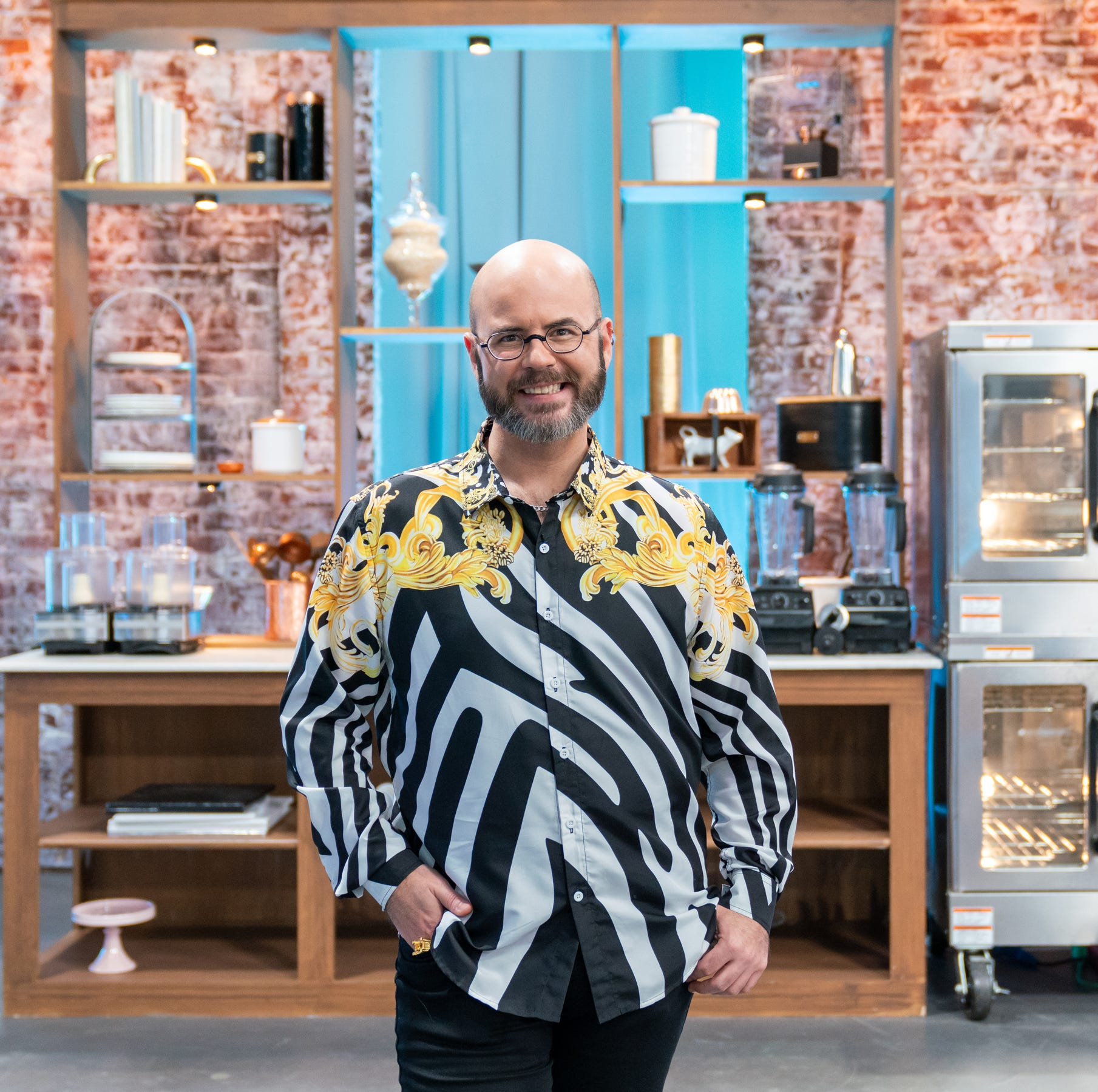 With a new Food Network show, Kentucky's favorite baker Jason Smith is busy these days