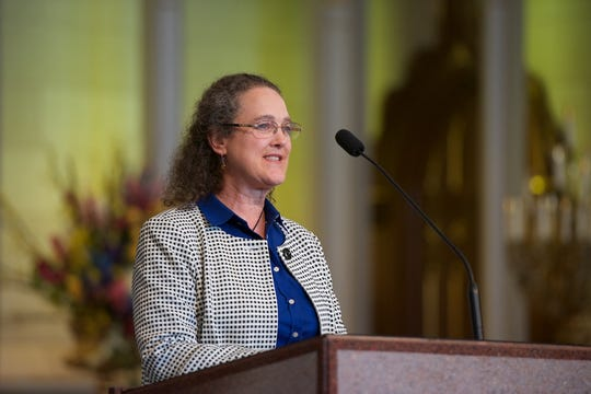 Sarah Riggs Reed is managing director of the Center for Interfaith Relations, which organizes the annual Festival of Faiths in Louisville.
