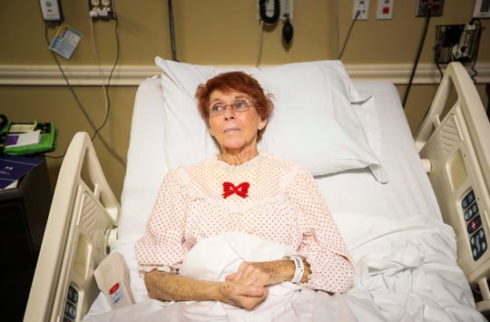 Donna Durning, an anti-abortion activist,  said she was assaulted outside a Louisville abortion clinic. Durning suffered a broken femur and underwent surgery at Baptist East Hospital. April 16, 2019