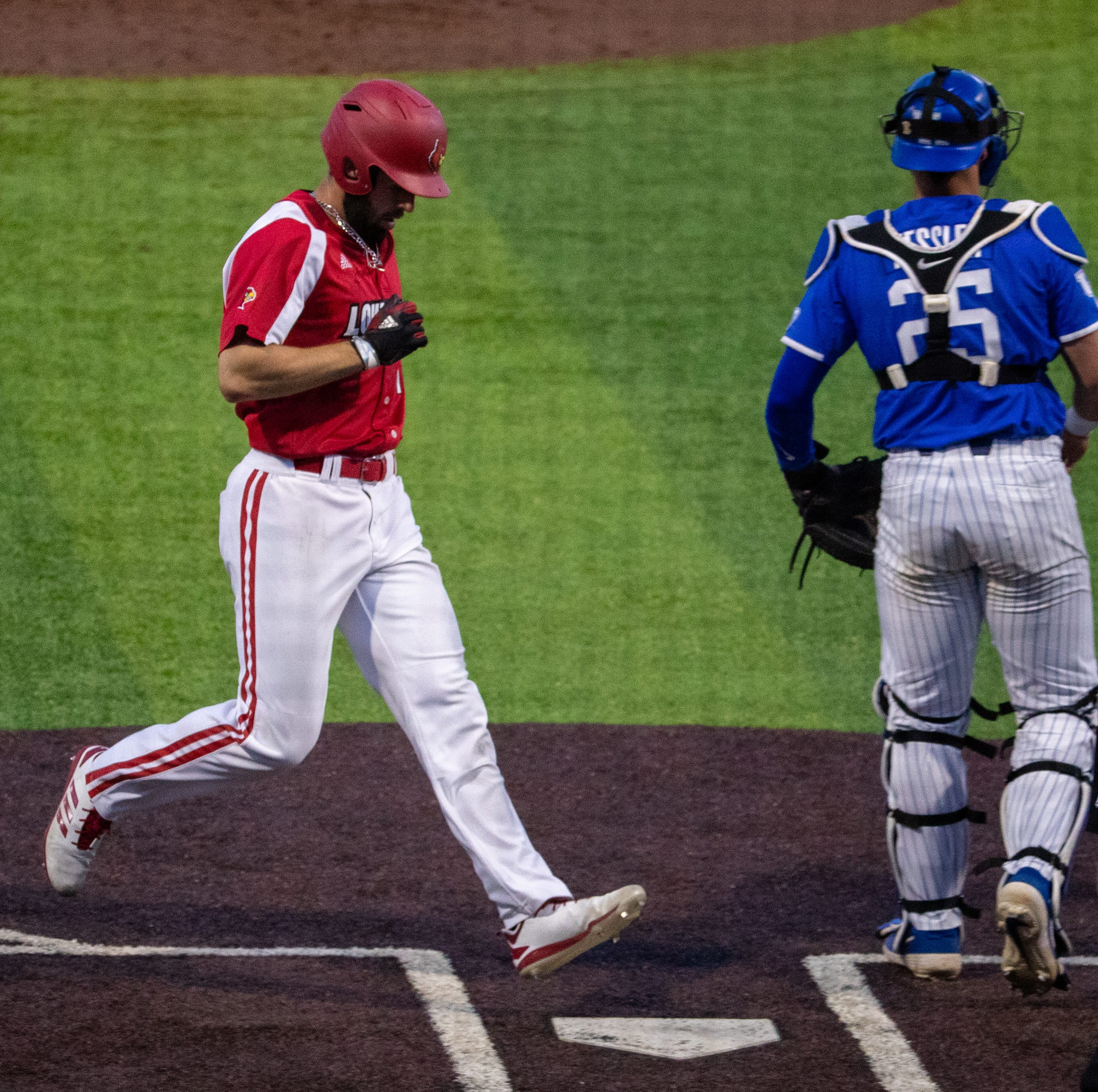 Freshman slugger a steady force in Louisville baseball's lineup