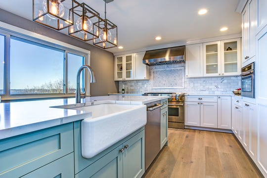 A recent study of home builders revealed what features buyers want most in their kitchen and baths.
