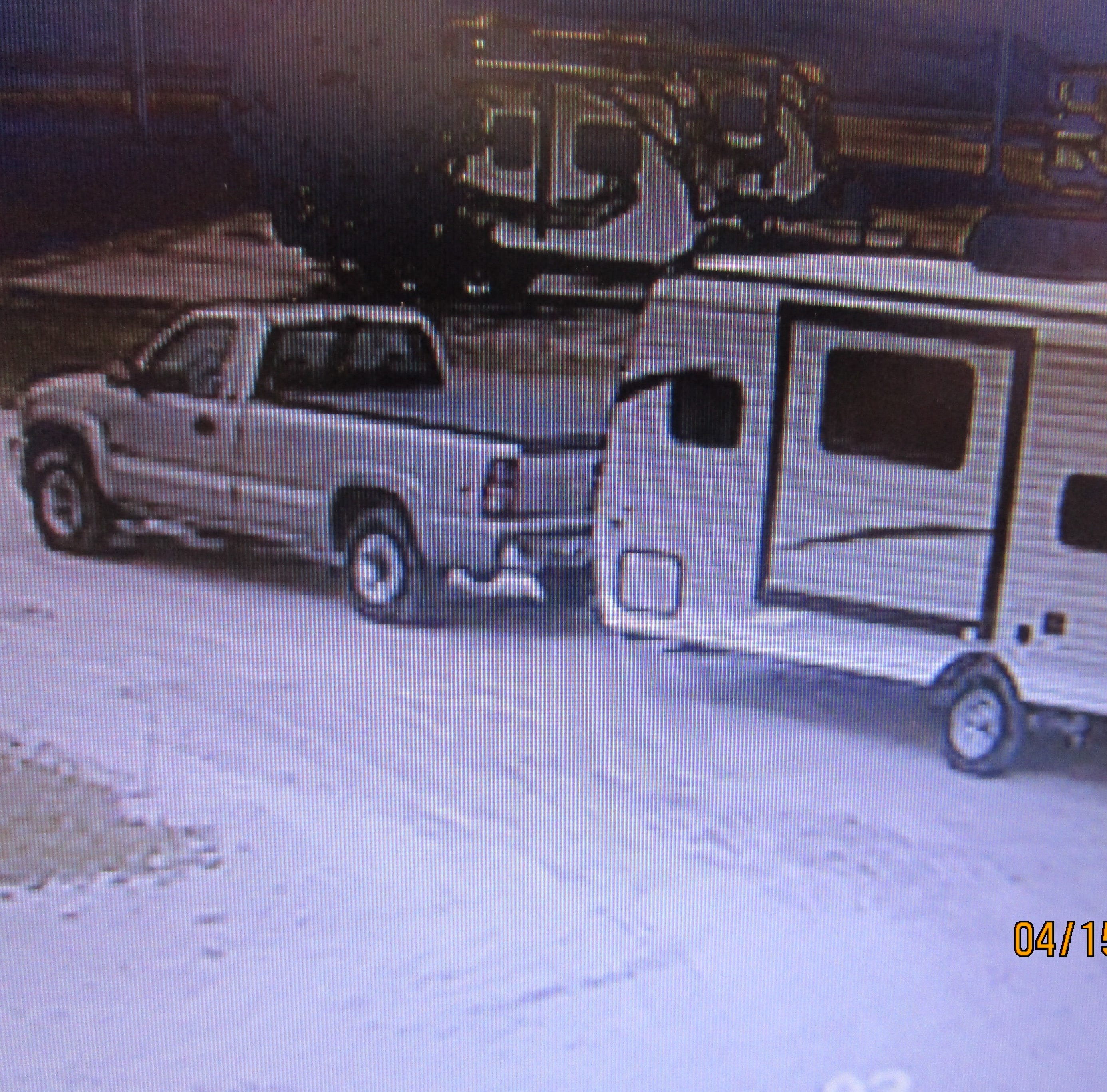 Manitowoc Sheriff's Office is asking for help to find stolen camper