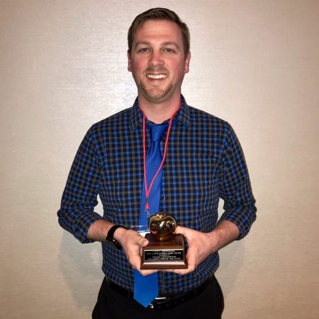 Life briefs: Fun Center Chordsmen member recognized at conference