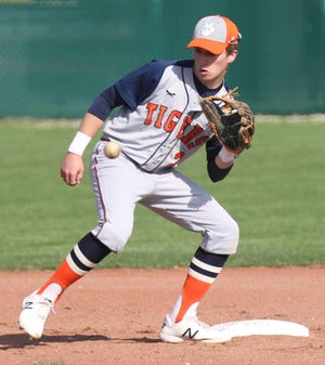 Junior Spencer Keller will be one of the team's most reliable bats on offense while being a shutdown shortstop on the other side of the ball.