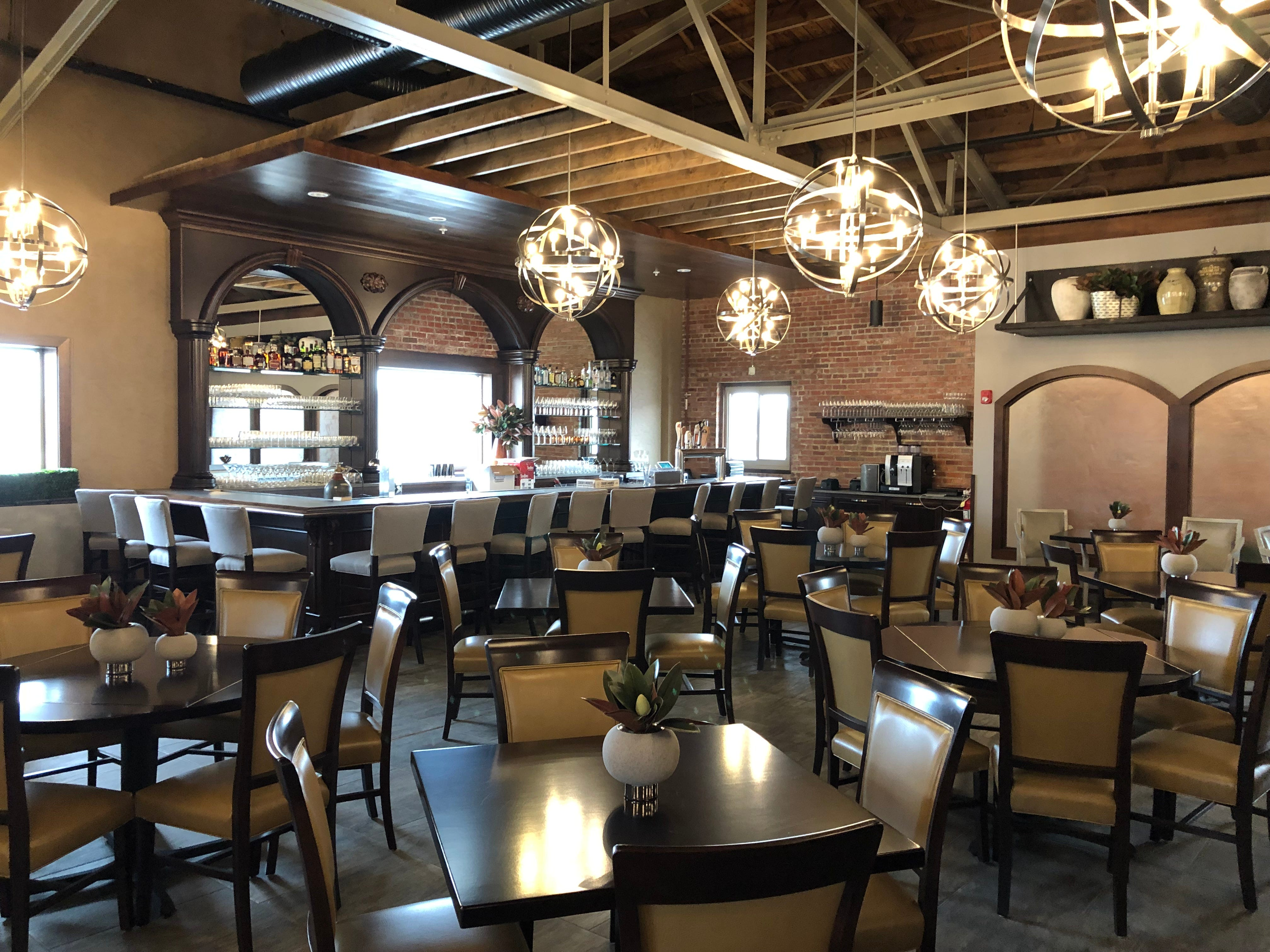 Hudson and Essex will include an upscale restaurant, set to open May 8.