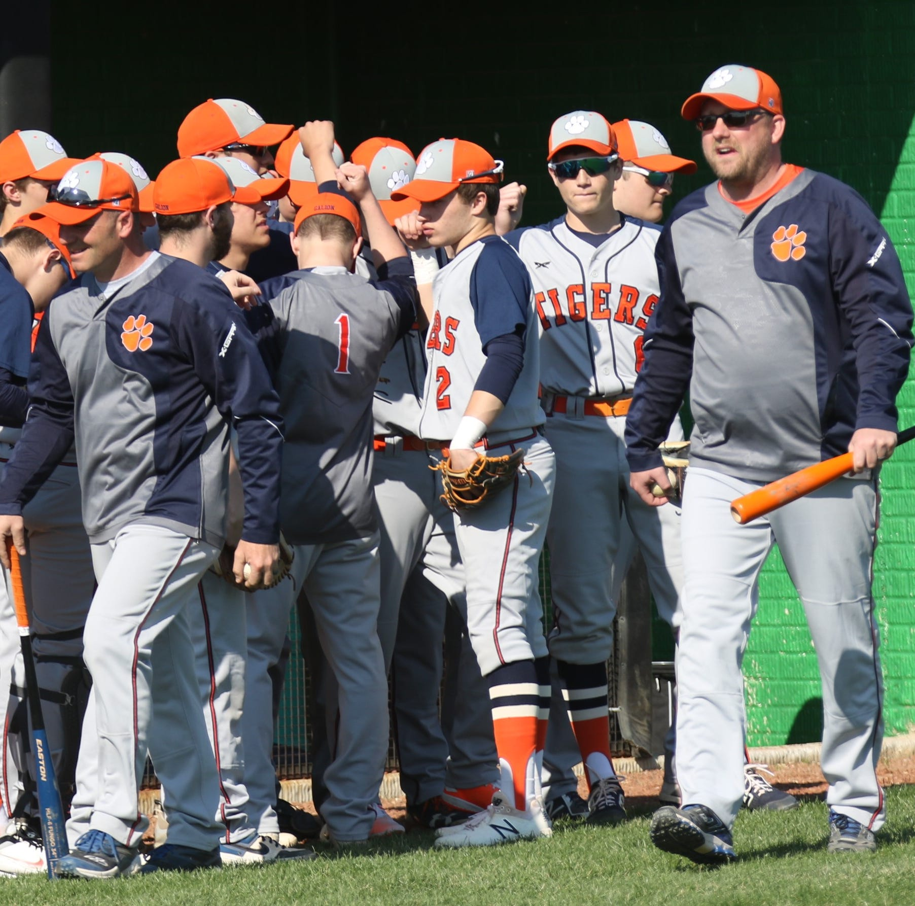 Galion, Crawford battling for top spot in Crawford County baseball power rankings