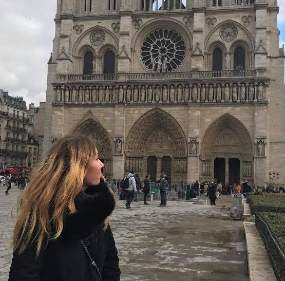 The Notre Dame fire was like an 'out-of-body experience' for this Wauwatosa native living in Paris