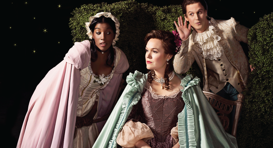 """Milwaukee's Florentine Opera will perform Mozart's """"The Marriage of Figaro"""" Oct. 11 and 13 at the Marcus Center."""