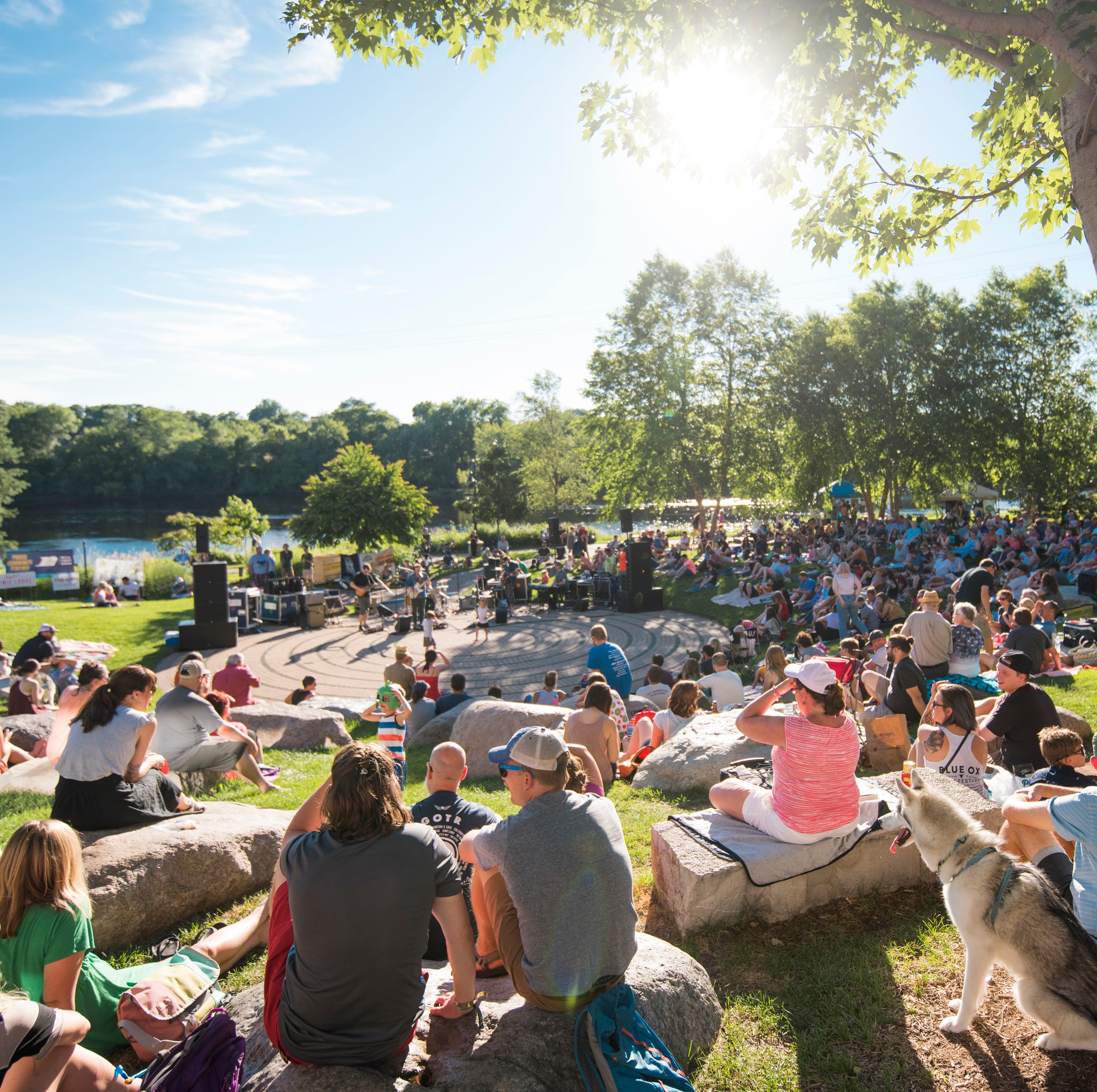 Capital of cool: Eau Claire offers good beer, art and free concerts for a summer getaway