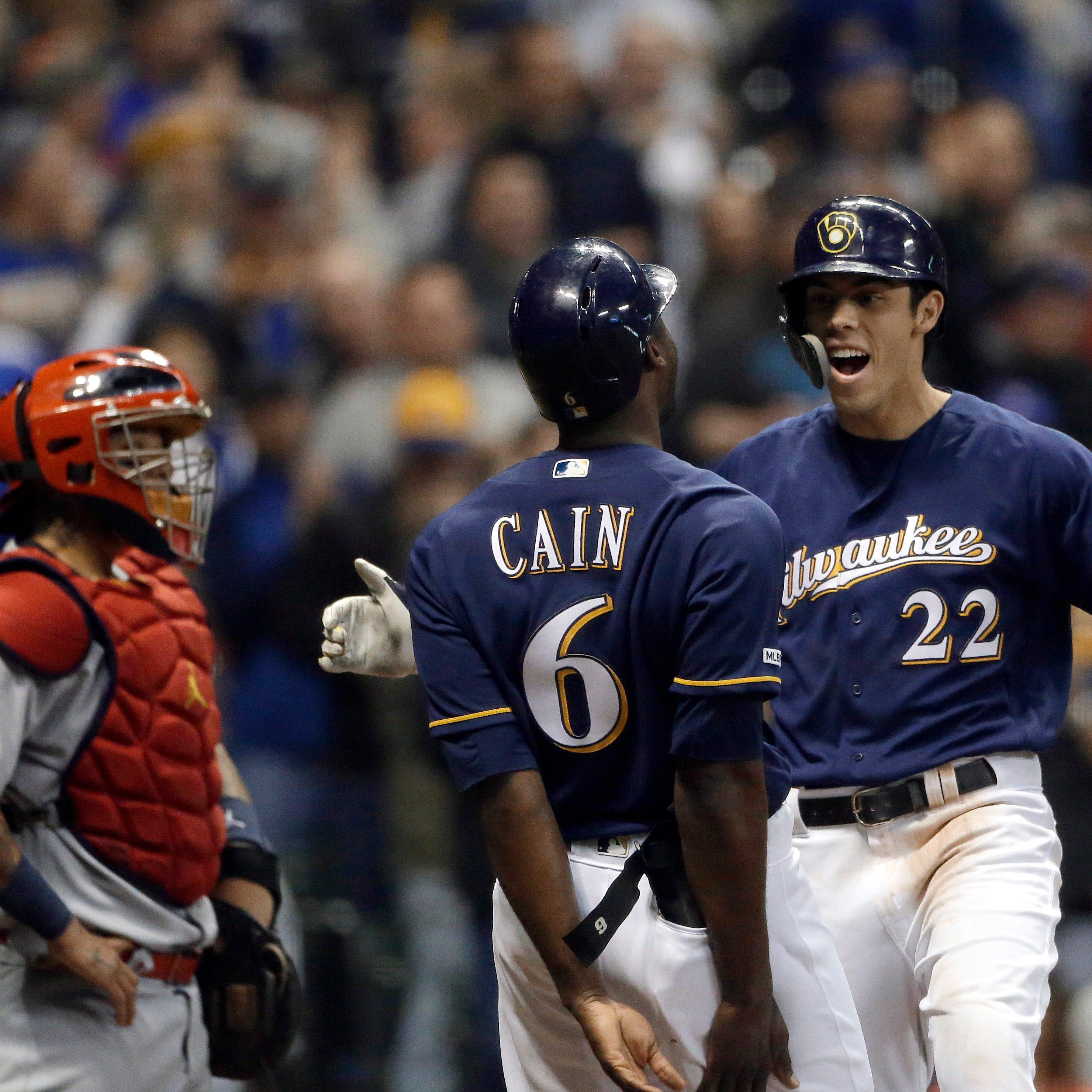 Brewers 8, Cardinals 4: Milwaukee finally turning the tables on St. Louis
