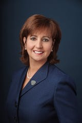 Cindy Gnadinger is the president of Carroll University in Waukesha.