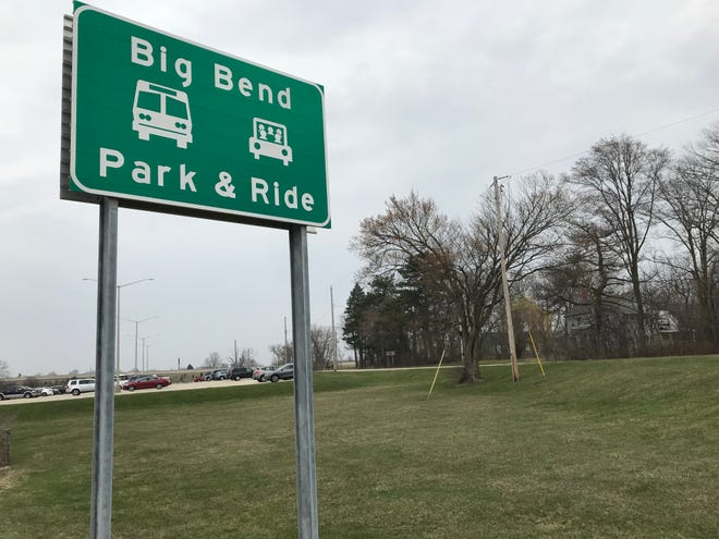 A roughly 200-acre area south and east of the Interstate 43/Highway 164 is the focus of development speculation in Big Bend. The potential development, in the same interchange quadrant as the Big Bend Park & Ride, could be anchored by an unspecified big-box store that's interested in opening in the next two years.