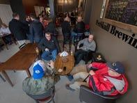 Manitowoc's first free-standing craft brewery, PetSkull, is a community gathering spot