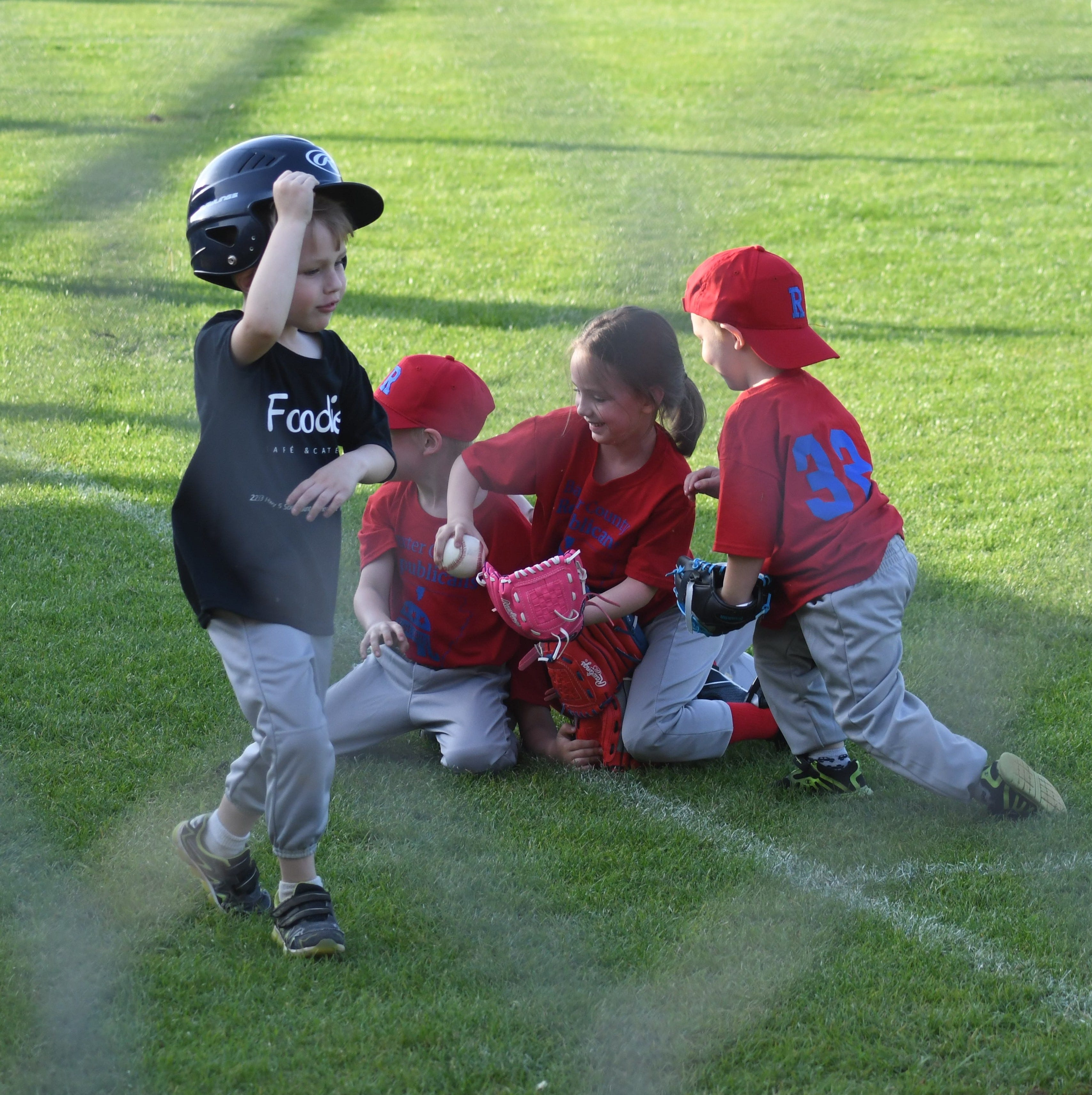 MH Youth League renames ball fields
