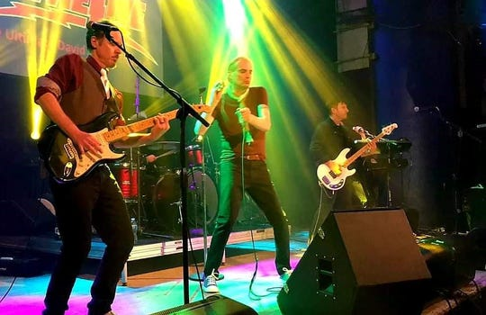 Hop Springs, 6790 John Bragg Highway in Murfreesboro, will host Bowie Live: The Ultimate David Bowie tribute at 7:30 p.m. April 26.