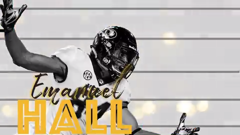 new arrival 77dd2 868a2 NFL Draft: Emanuel Hall hopes to go from Nashville to NFL