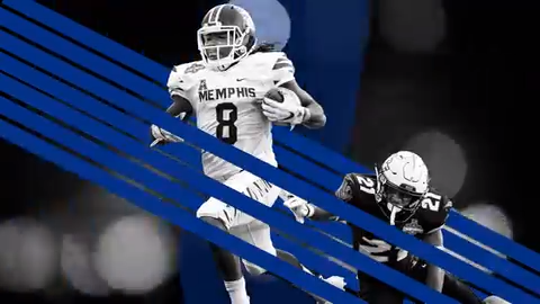 the latest 69e8f 031f8 NFL Draft: Memphis' Darrell Henderson rushes towards potential NFL spot