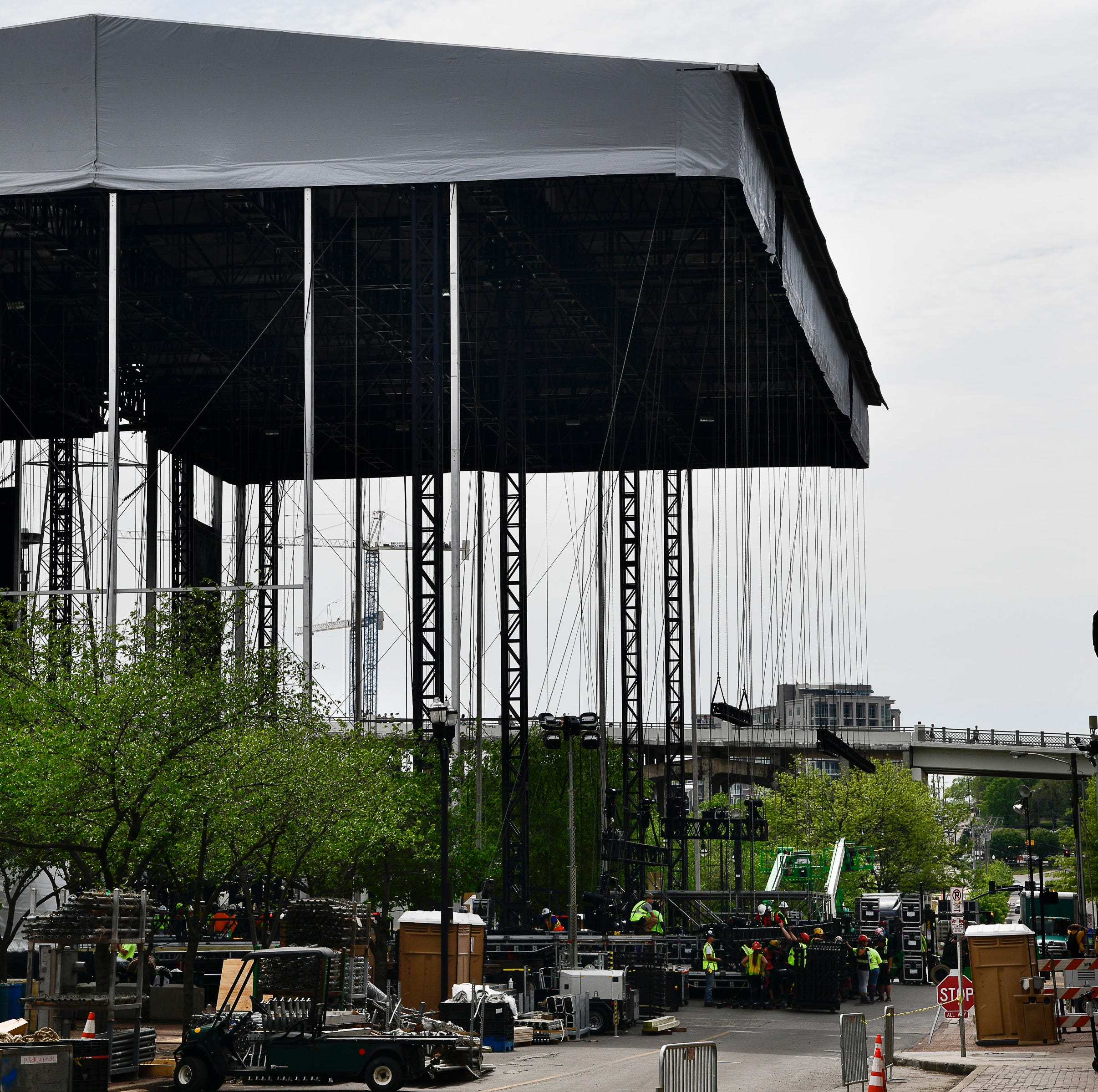 Opening night of the NFL Draft may be rainy: Here's what you need to know
