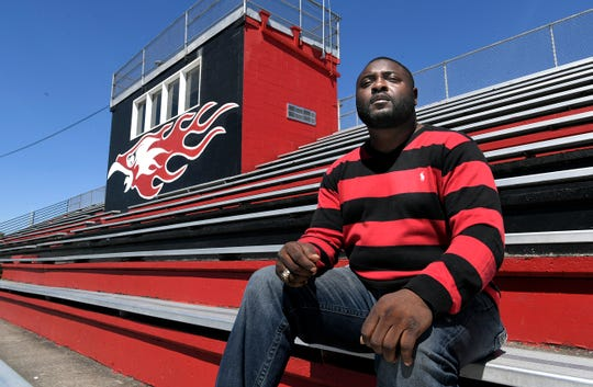 Former Pearl-Cohn star running back Santonio Beard now has a roofing company and does hereditary health screenings among other endeavors, he said.