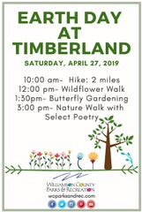 Earth Day at Timberland Park