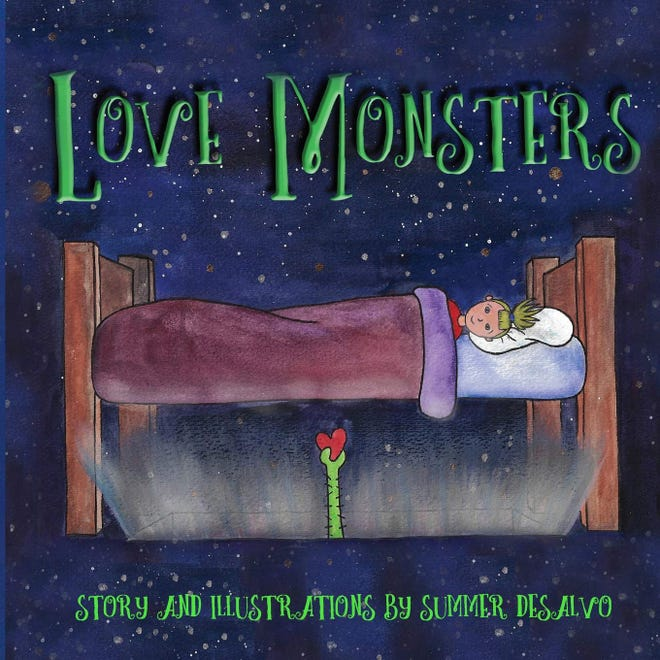 """Love Monsters"" by Summer DeSalvo"
