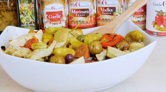 This easy appetizer can be put together in a flash.