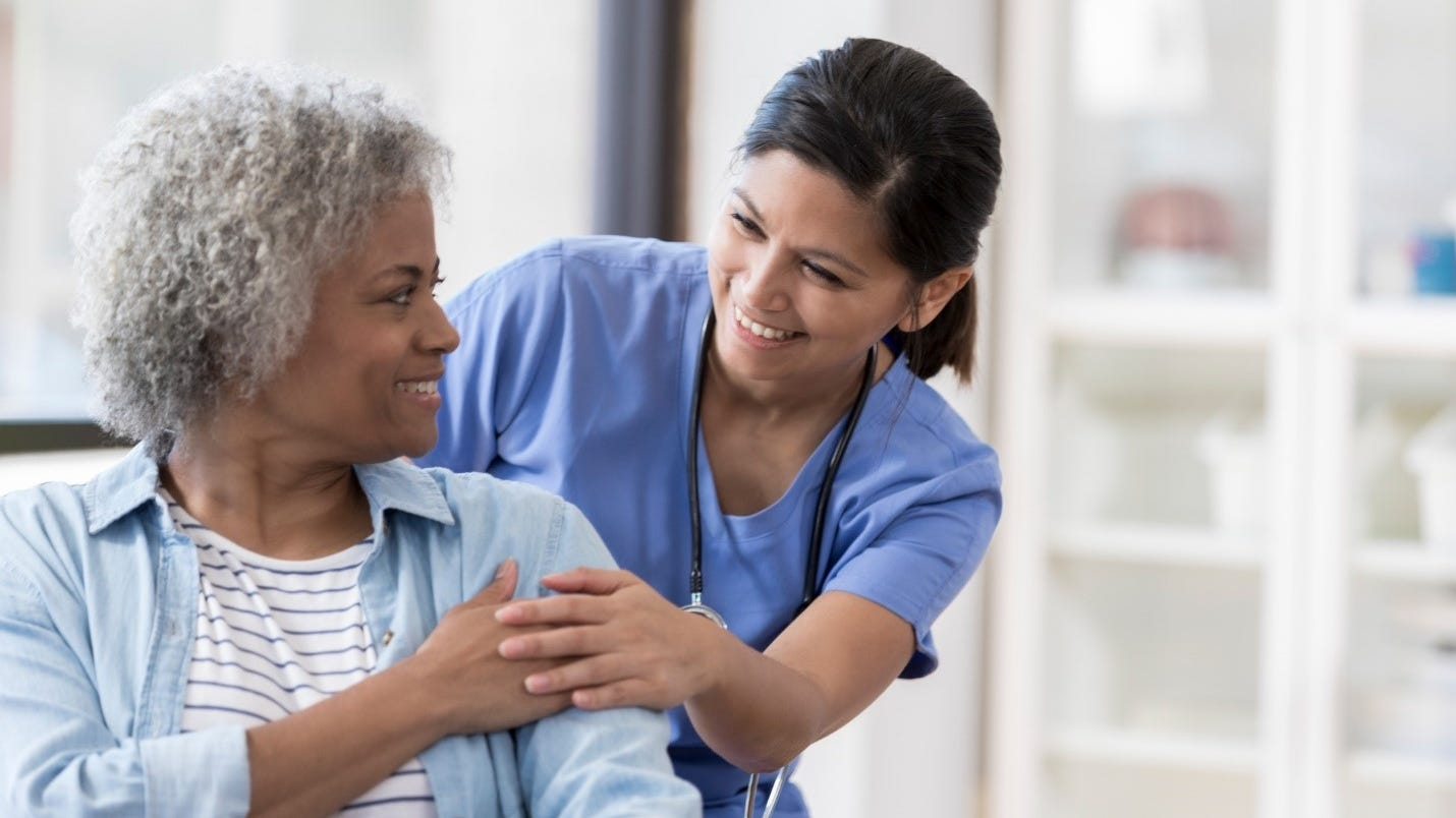 Bilingual licensed practical nurses offer a supportive lifeline by being able to translate complicated medical concepts and terminology.
