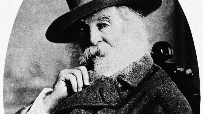 Walt Whitman: Gay icon, yes; 'Dracula's' muse, maybe
