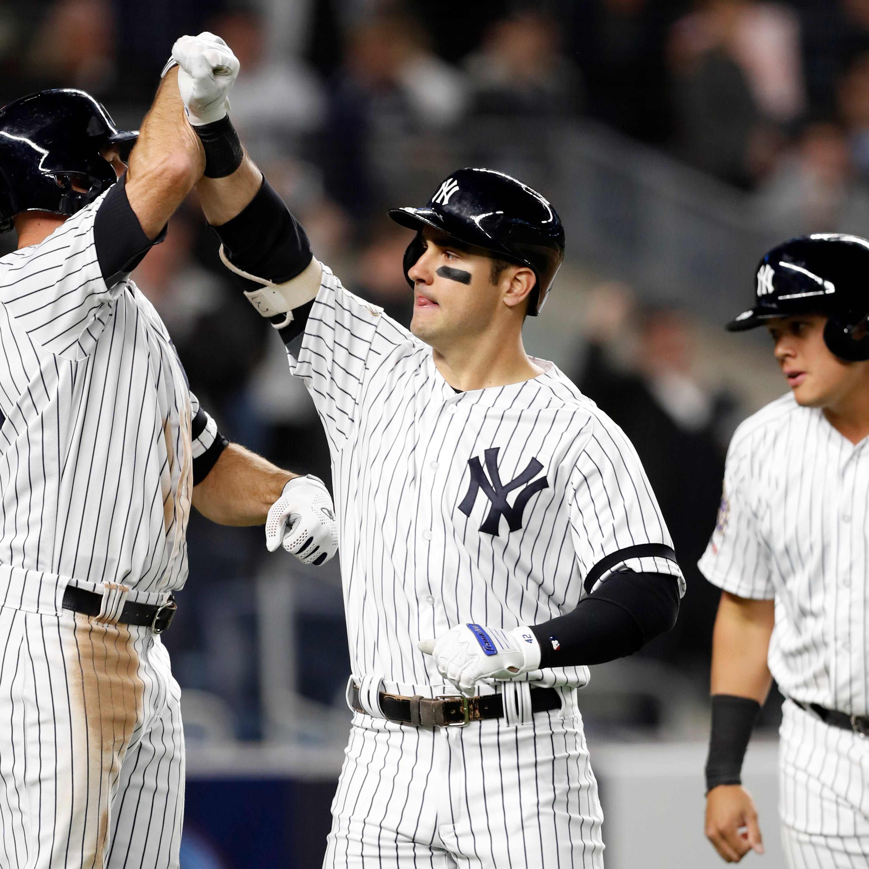 Five takeaways from Yankees' victory over Red Sox on Tuesday night