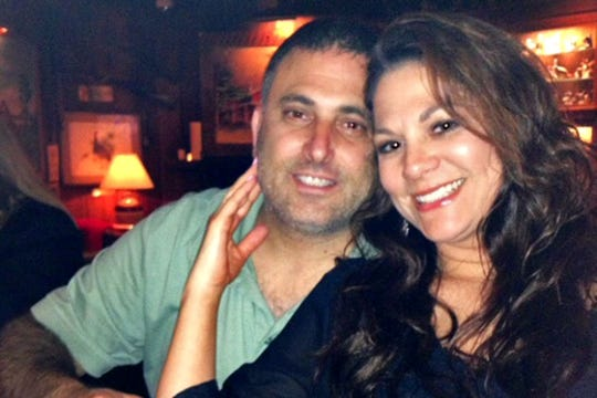 This is the couple killed in North Carolina. A Wake Forest man accused of fatally shooting three neighbors last week appeared Monday in a Wake County courtroom, where Judge Robert Rader ordered him held without bail. Jonathan Sander, 52, faces three counts of first-degree murder in the deaths of Sandy Mazzella, 47; his wife, Stephanie Mazzella, 43; and Sandy Mazzella's mother, Elaine Mazzella, 76. They were found dead Friday evening at their home at 5907 Clearsprings Drive in northern Wake County.