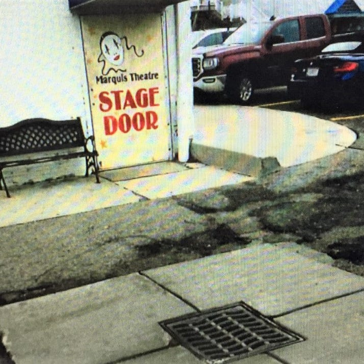 Woman's trip over Northville curb leads to lawsuit against theater, bank