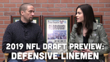 Jim Owczarski and Olivia Reiner discuss the Packers' needs on the defensive line and where they should look in the draft to find a disruptive player.