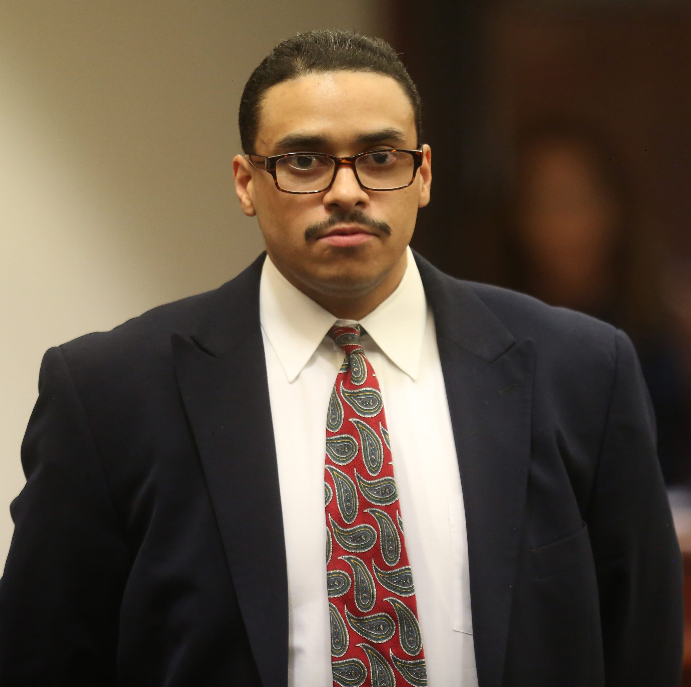 Jurors brought to tears as trial in Palm Springs cop-killing case begins