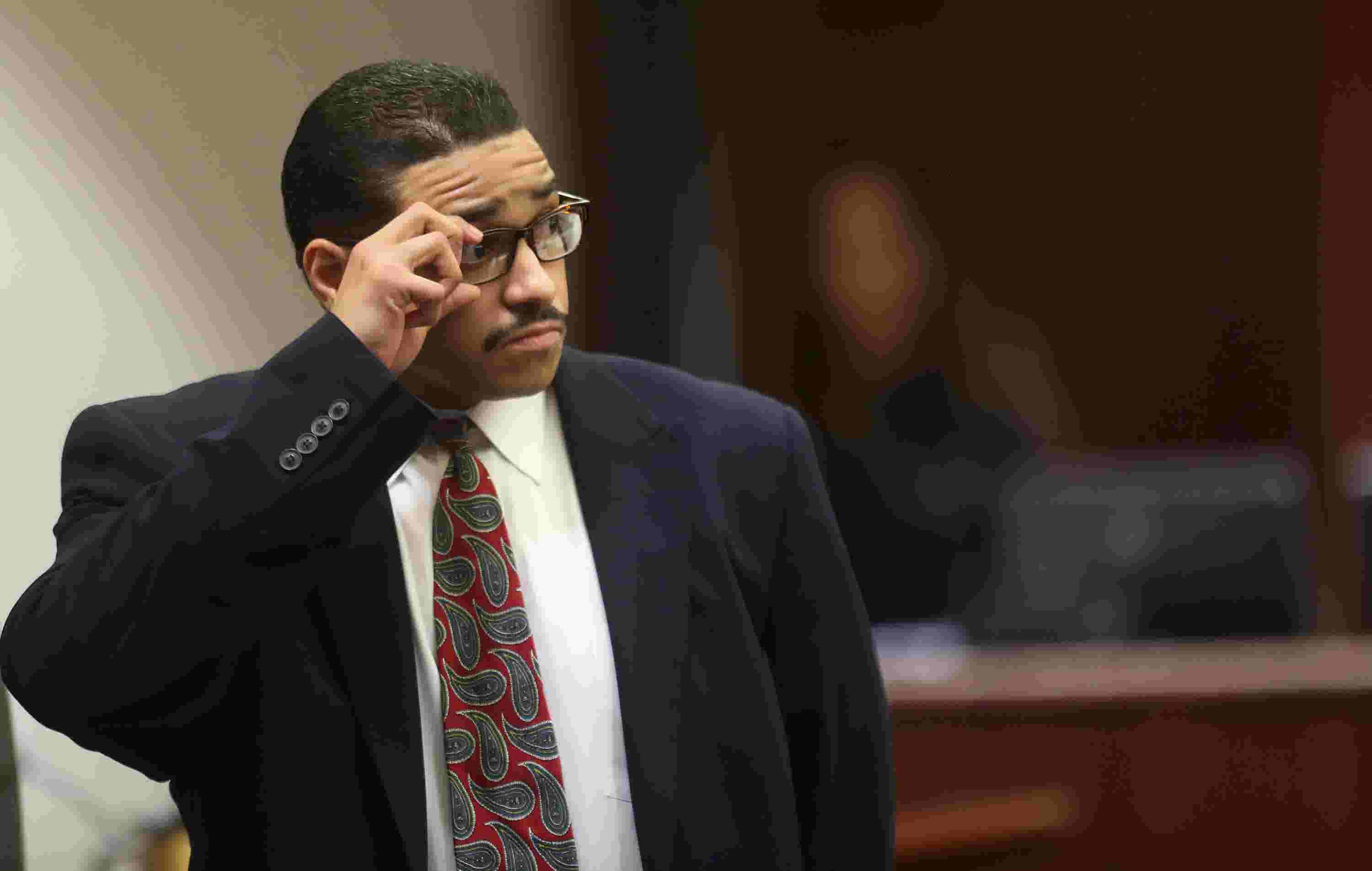 Fellow officers recount grief as jury considers punishment for convicted cop killer