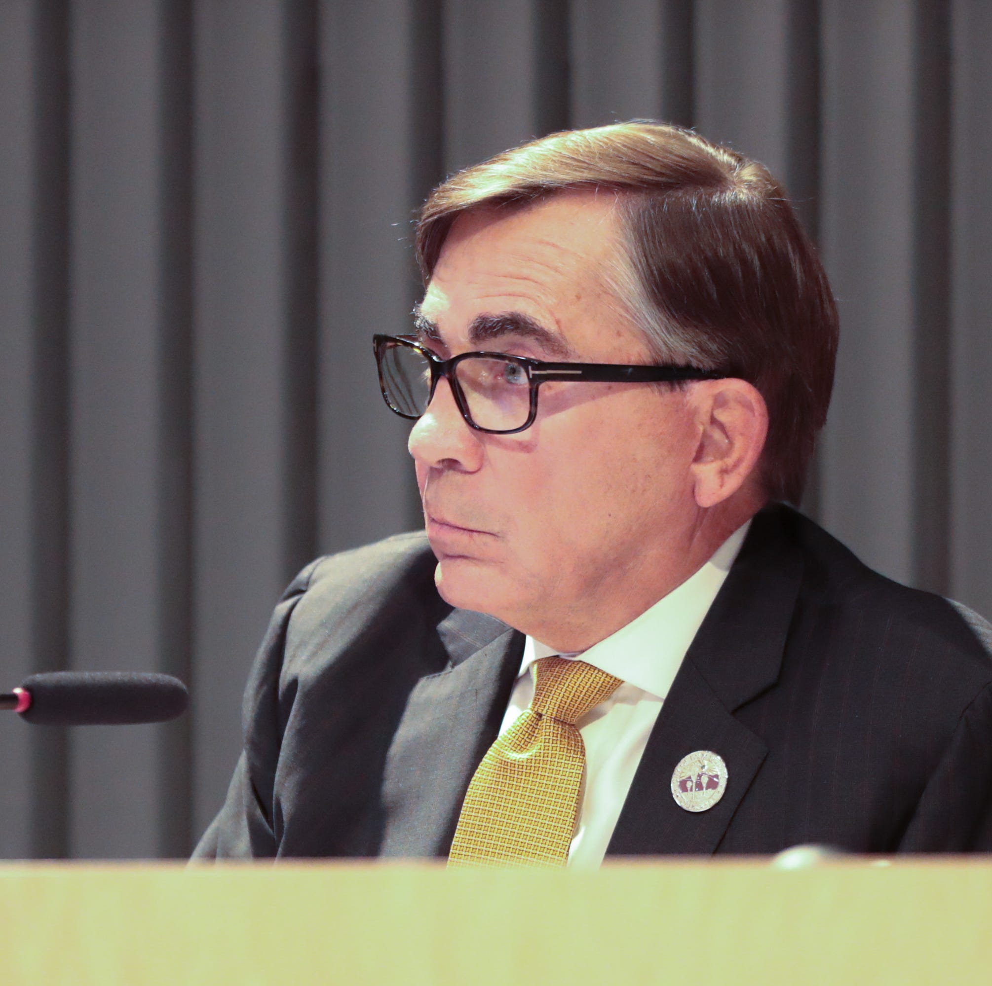 Report: No proof Palm Springs mayor recorded confidential City Hall conversations