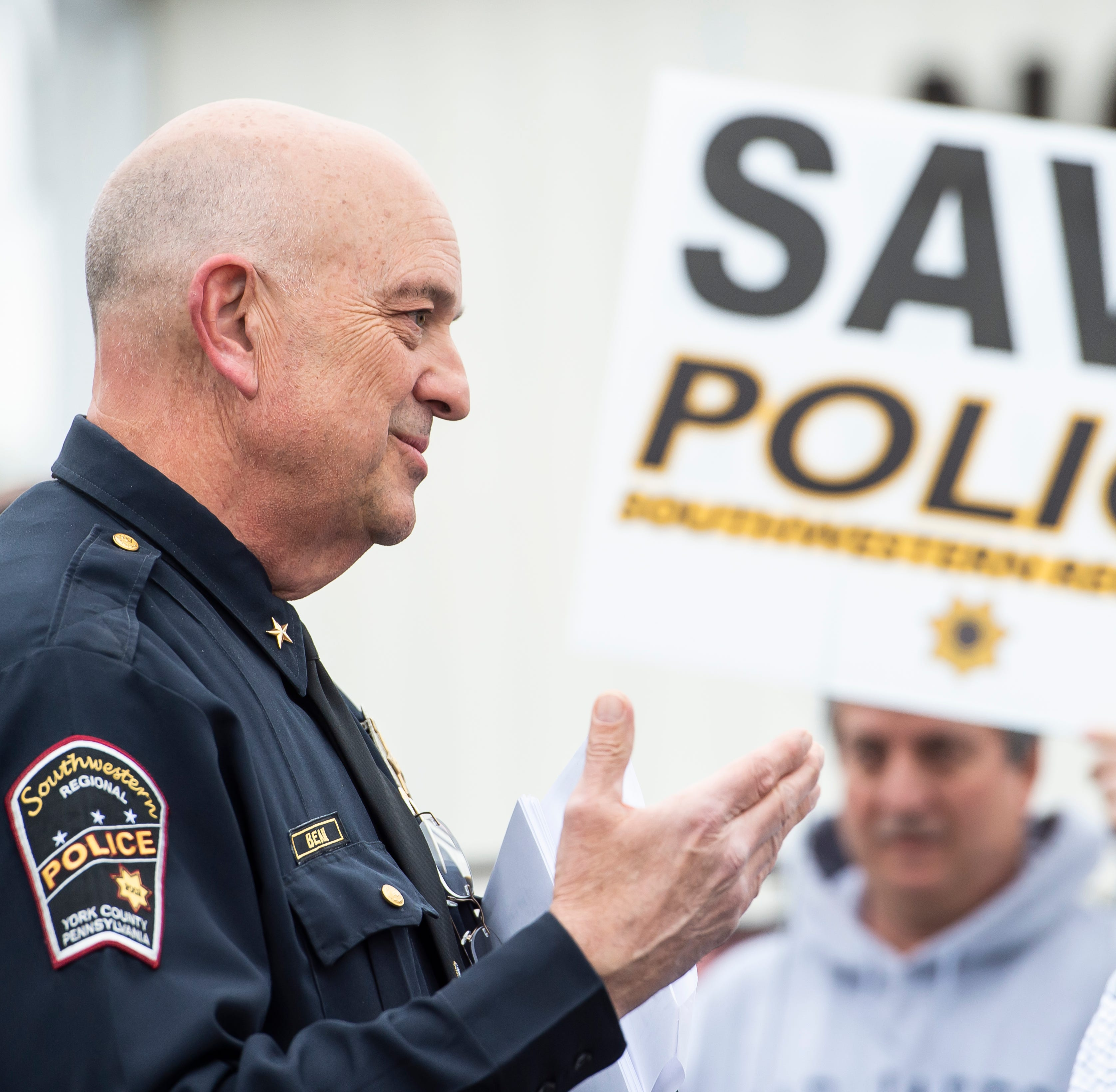 Southwestern Regional Police Chief resigns to help downsize the department
