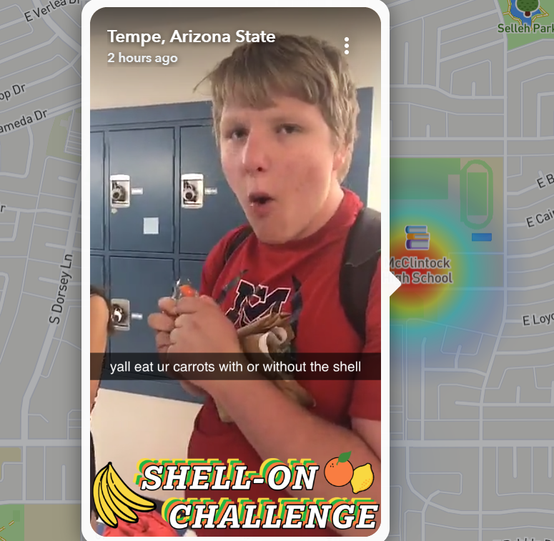 Move over Tide Pods: There's a bizarre new 'shell on' teen challenge in town