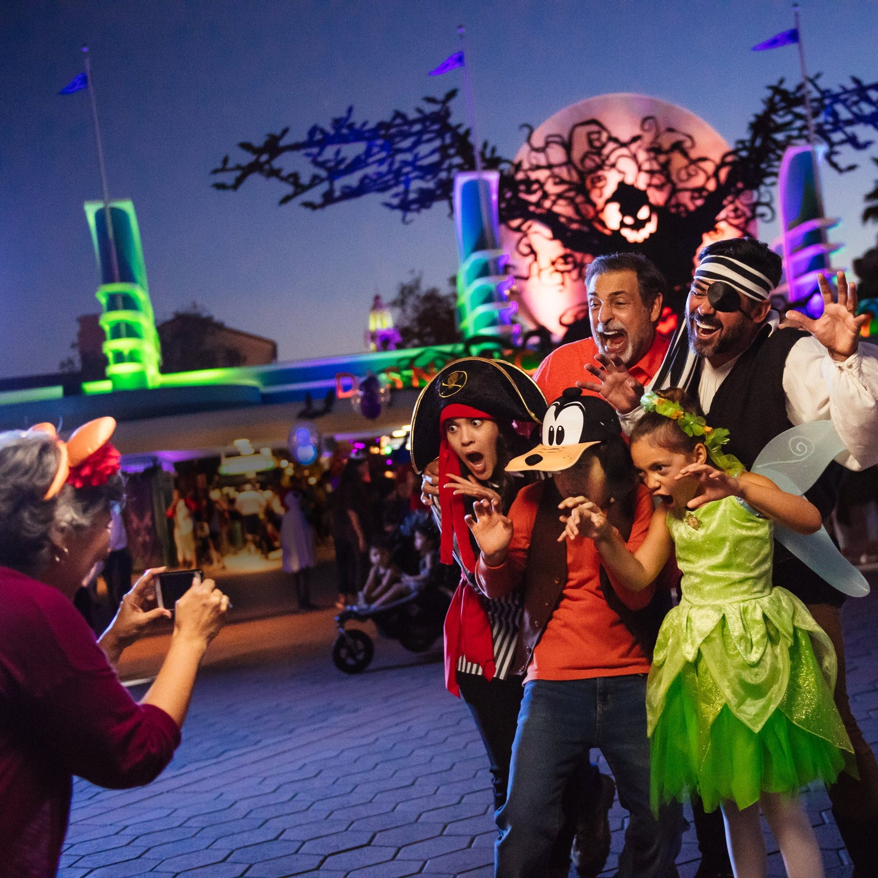 Disneyland Halloween 2019: The party moves to California Adventure