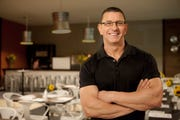 "Robert Irvine, host of ""Restaurant: Impossible"" on Food Network."