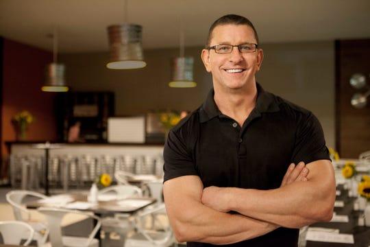 "Robert Irvine, host of ""Restaurant: Impossible"" on Food Network."