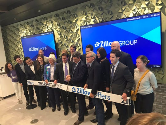 Zillow opens new offices in Scottsdale, bringing 160 jobs