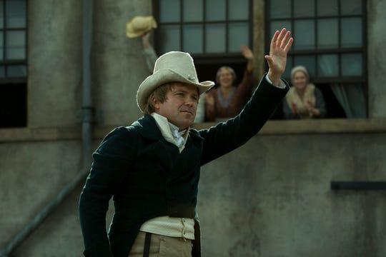 """Rory Kinnear plays Henry Hunt in """"Peterloo."""""""