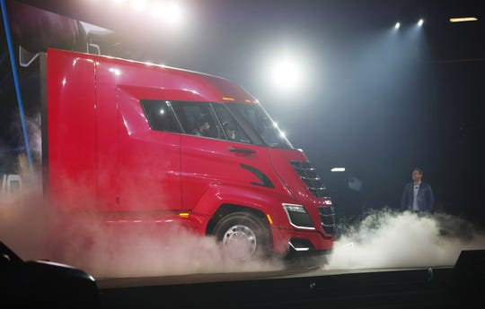 Electric-truck maker Nikola Corp. claims 'game-changing' battery advancements