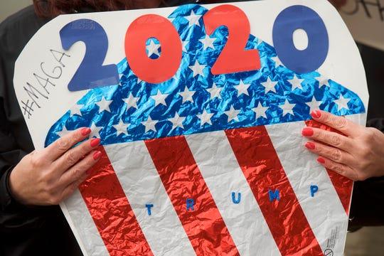 Trump buscará que su base de seguidores lo apoye para ganar un segundo término.