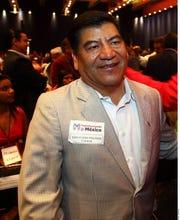 Mario Marín, ex gobernador de Puebla.